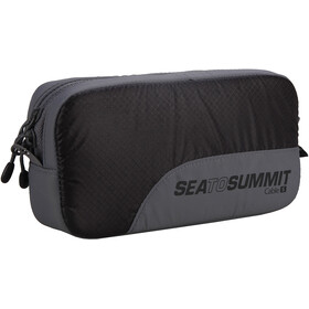 Sea to Summit Travelling Light Kaapelilaukku Pieni, black